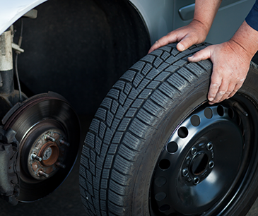 Tire Change in Pinellas County, FL
